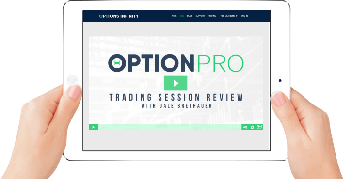 Option PRO Trading Session Review