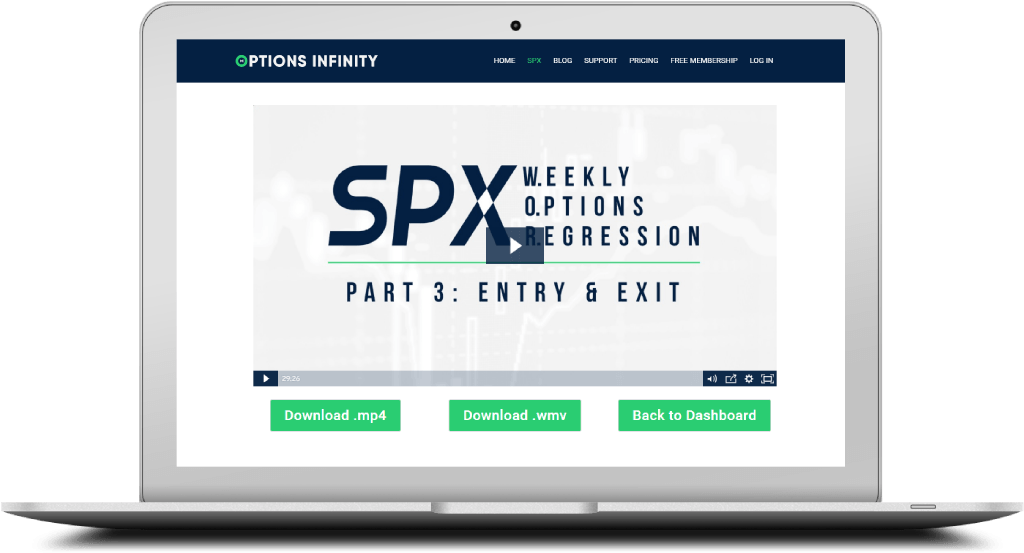 Spx options trading course