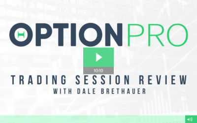 Option PRO | Session Review