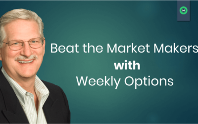 Live Webinar | How to Beat the Market Makers with Weekly Options