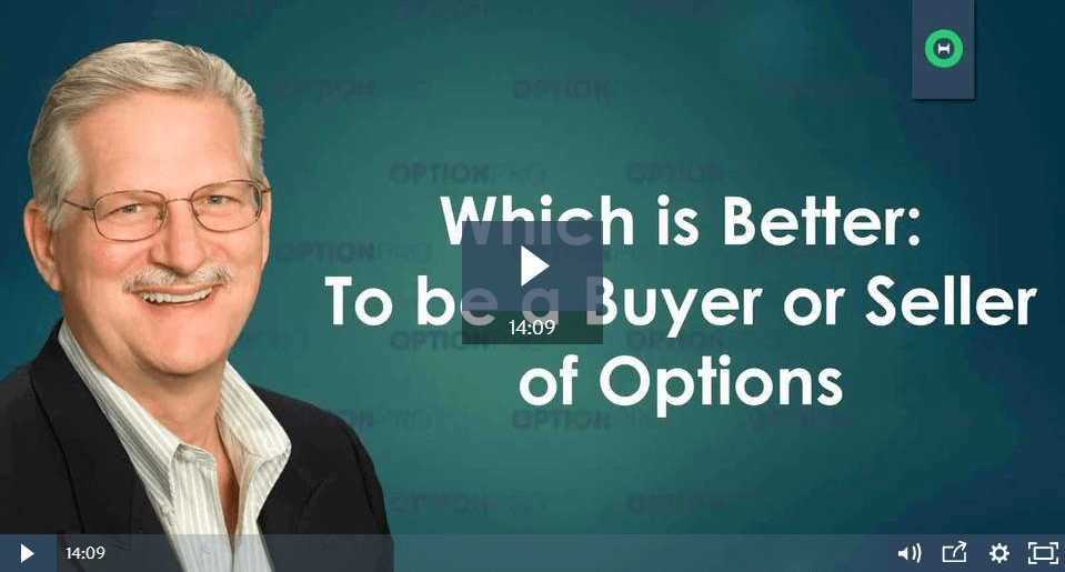 Which is Better: Buying or Selling Options?