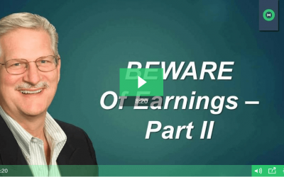 The Reality of Trading Earnings with Options: Part 2