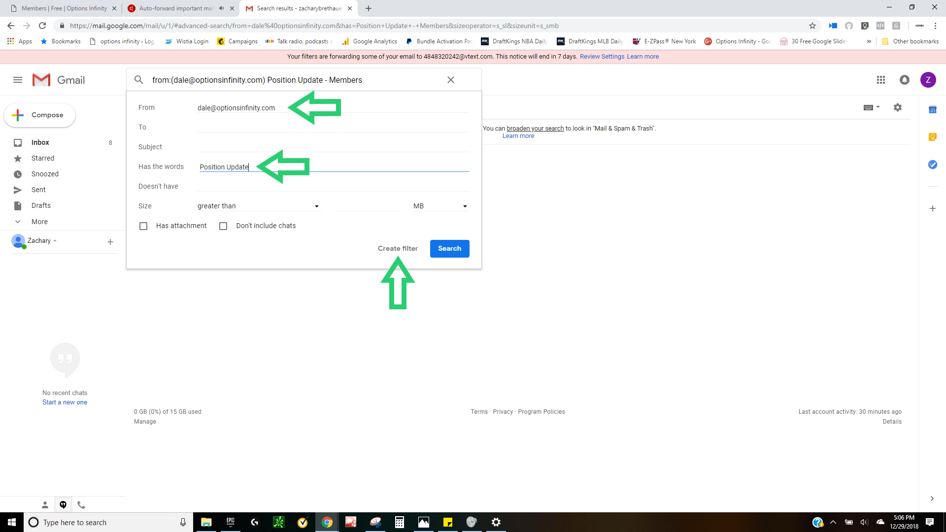 Email To Text 5 Minute Step By Step Options Infinity